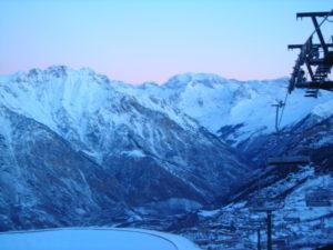 El molino estación de esquí